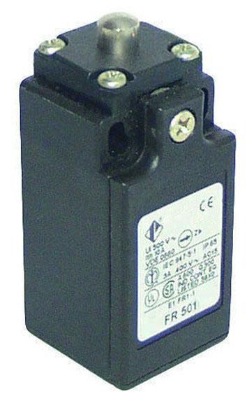 WTS - Endschalter mit Stößel Kunststoff Sprungkontakt 1S + 1Ö,wassergeschützt - Schutzart IP 67