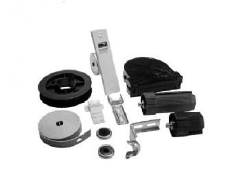 SHG-Rollladen-Montageset Standard