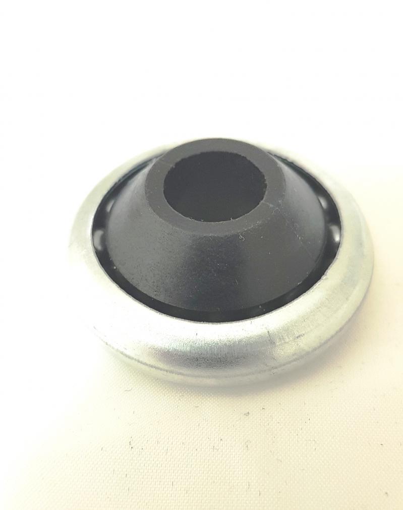 Kugellager Ø 40mm mit Kunststoffinnenring, Bohrung Ø 10,5 mm