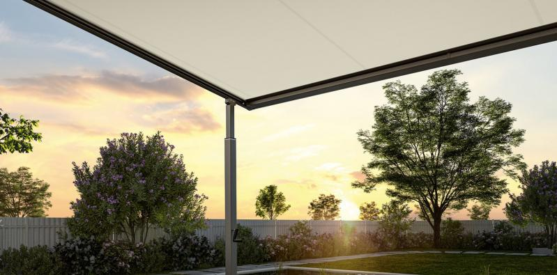 Lewens Portofino Pergola Markisekonfigurieren Mit Konfigurator