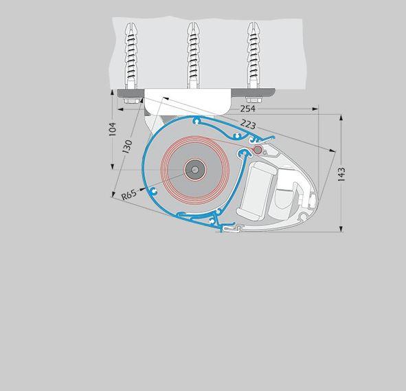 Lewens - Toscana Gelenkarmmarkise, konfigurieren Mit Konfigurator