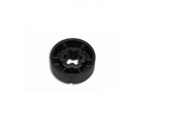 Adapter für Rundrohr 50 x 1.5 , für Rohrmotoren Becker Baureihe R Serie