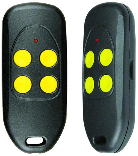 Ersatz-Handsender 4-Kanal Weller MT87A3 für alle Weller, Roma und Alulux Handsender mit 868,5 MHz AM